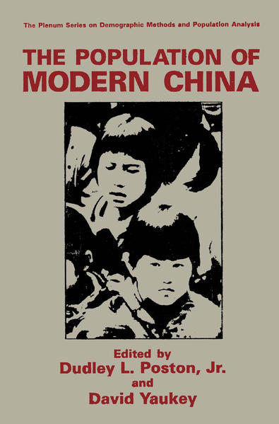 The Population of Modern China - Coverbild