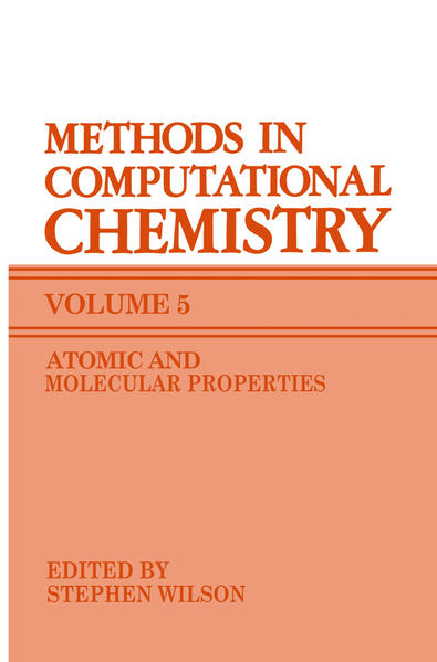Methods in Computational Chemistry - Coverbild