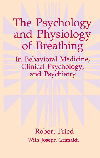 The Psychology and Physiology of Breathing - Coverbild
