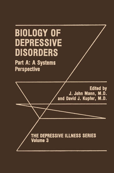 Biology of Depressive Disorders. Part A - Coverbild