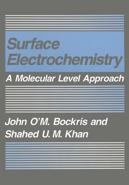 Surface Electrochemistry - Coverbild