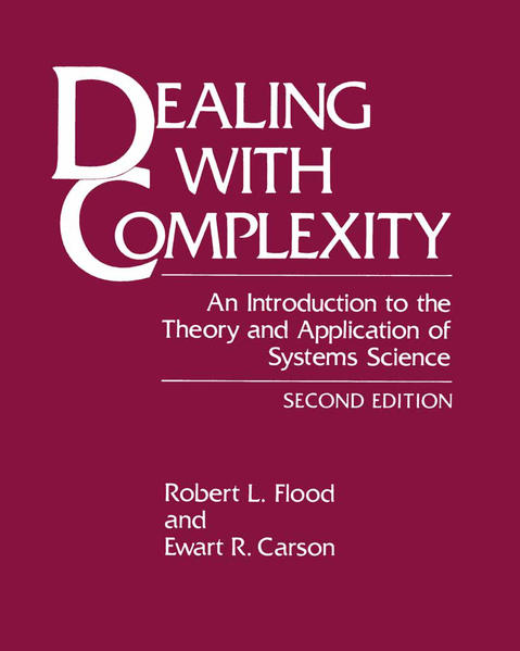 Dealing with Complexity - Coverbild