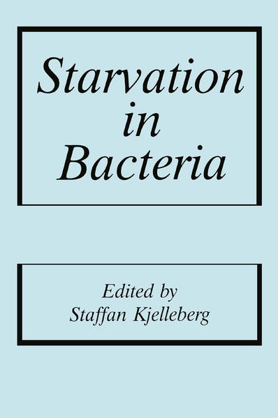 Starvation in Bacteria - Coverbild