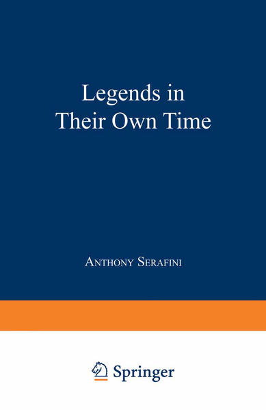 Legends in Their Own Time - Coverbild