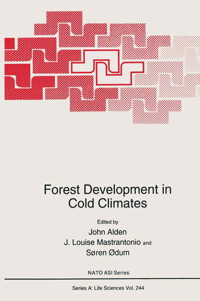 Forest Development in Cold Climates - Coverbild