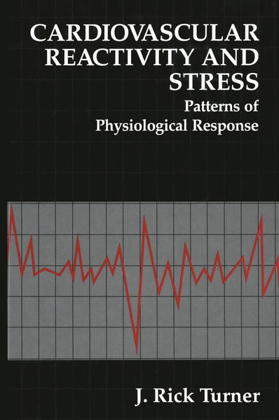 Cardiovascular Reactivity and Stress - Coverbild