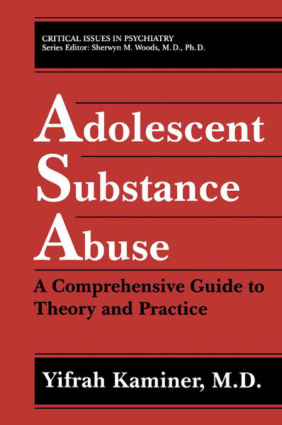 Adolescent Substance Abuse - Coverbild