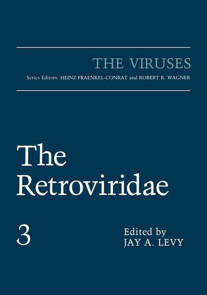 The Retroviridae - Coverbild