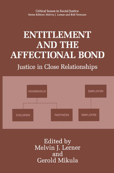 Entitlement and the Affectional Bond - Coverbild