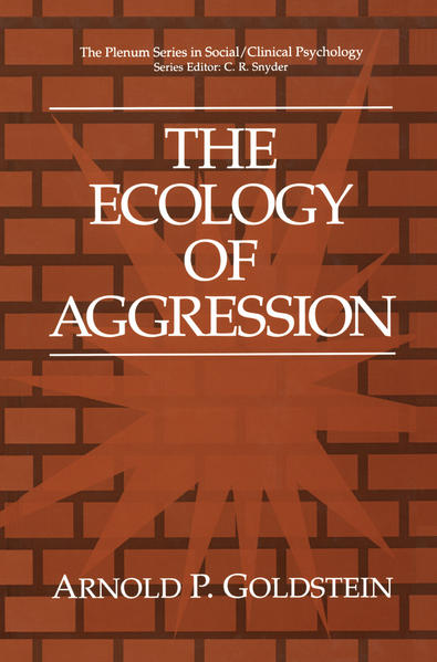 The Ecology of Aggression - Coverbild