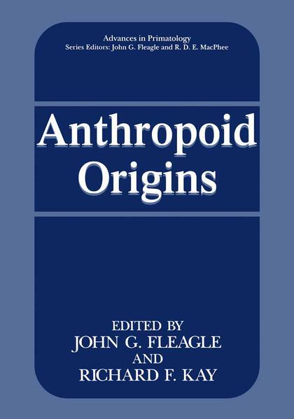 Anthropoid Origins - Coverbild