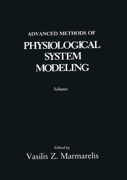 Advanced Methods of Physiological System Modeling - Coverbild
