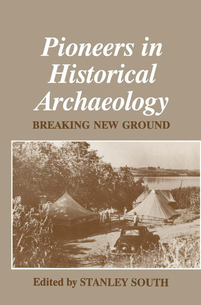 Pioneers in Historical Archaeology - Coverbild