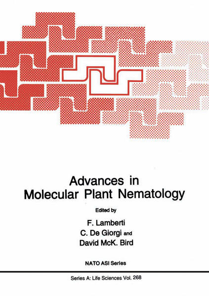 Advances in Molecular Plant Nematology - Coverbild