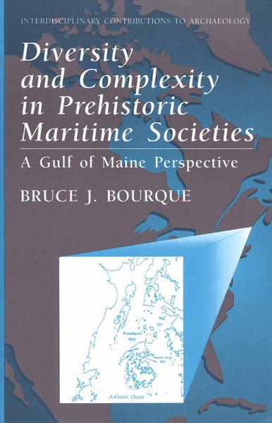 Diversity and Complexity in Prehistoric Maritime Societies - Coverbild