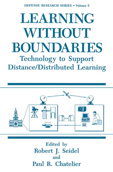 Learning without Boundaries - Coverbild