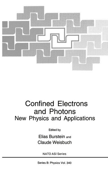 Confined Electrons and Photons - Coverbild
