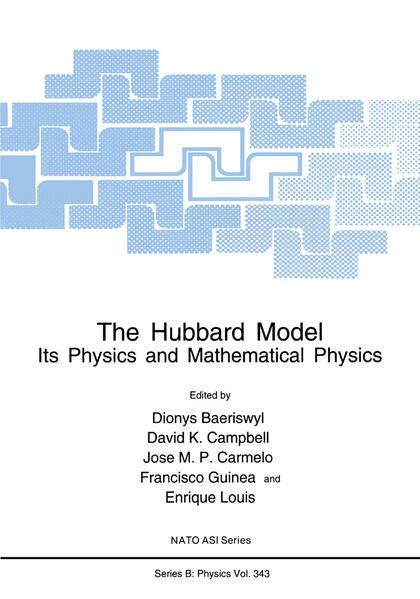 The Hubbard Model - Coverbild