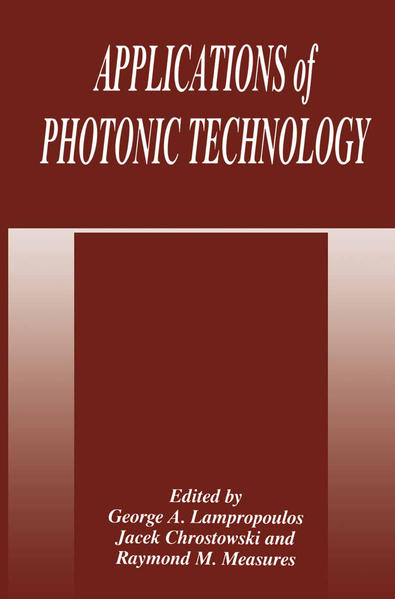 Applications of Photonic Technology - Coverbild
