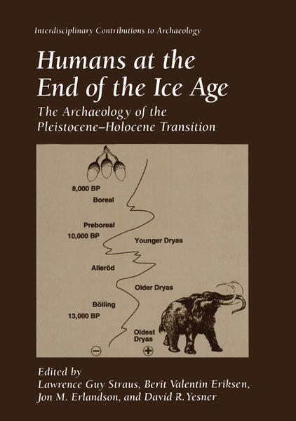Humans at the End of the Ice Age - Coverbild