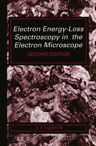 Electron Energy-Loss Spectroscopy in the Electron Microscope - Coverbild