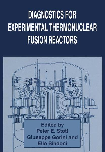 Diagnostics for Experimental Thermonuclear Fusion Reactors - Coverbild