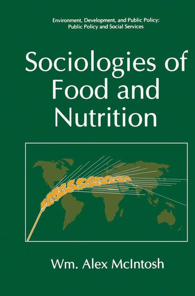 Sociologies of Food and Nutrition - Coverbild