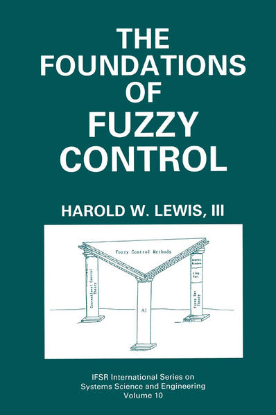 The Foundations of Fuzzy Control - Coverbild