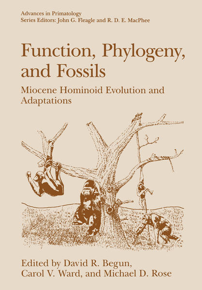 Function, Phylogeny, and Fossils - Coverbild