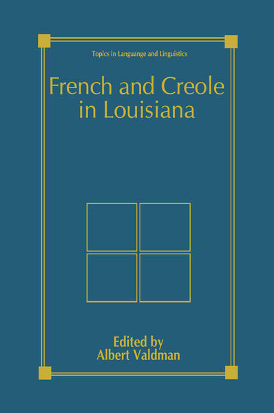French and Creole in Louisiana - Coverbild
