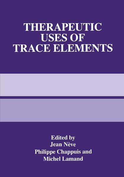 Therapeutic Uses of Trace Elements - Coverbild