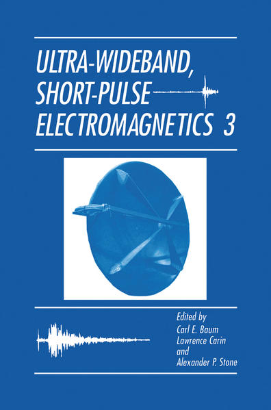 Ultra-Wideband, Short-Pulse Electromagnetics 3 - Coverbild