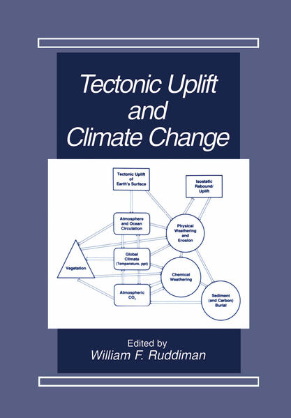 Tectonic Uplift and Climate Change - Coverbild