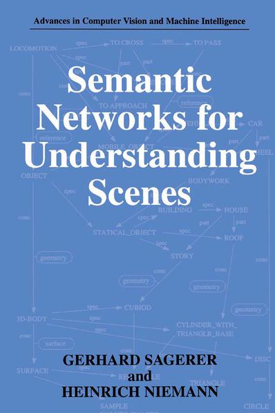 Semantic Networks for Understanding Scenes - Coverbild