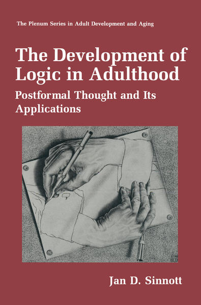 The Development of Logic in Adulthood - Coverbild