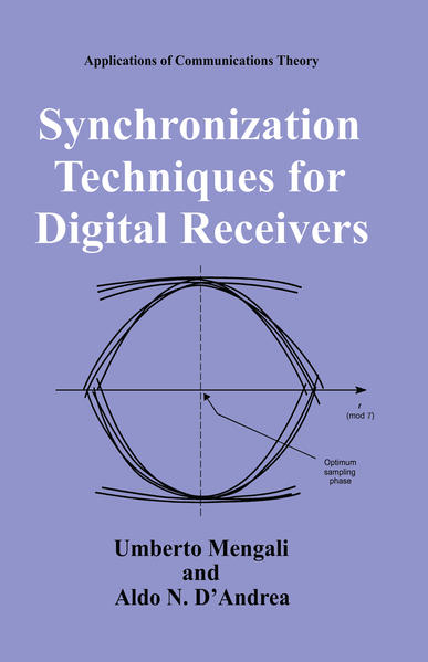 Synchronization Techniques for Digital Receivers - Coverbild