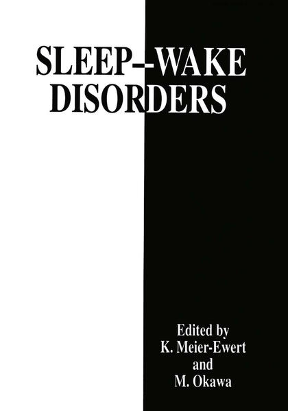 Sleep—Wake Disorders - Coverbild