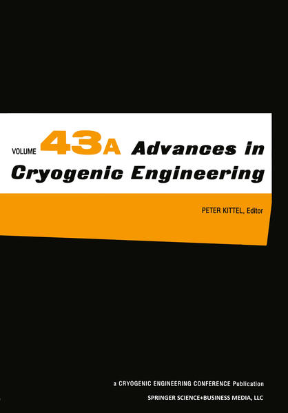 Advances in Cryogenic Engineering - Coverbild