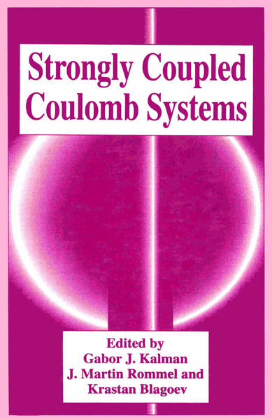Strongly Coupled Coulomb Systems - Coverbild