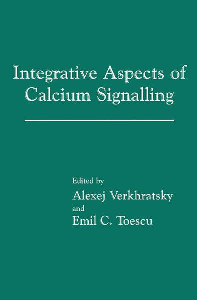 Integrative Aspects of Calcium Signalling - Coverbild