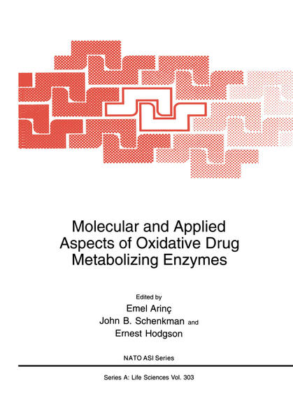Molecular and Applied Aspects of Oxidative Drug Metabolizing Enzymes - Coverbild
