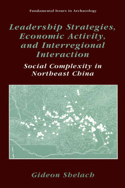 Leadership Strategies, Economic Activity, and Interregional Interaction - Coverbild