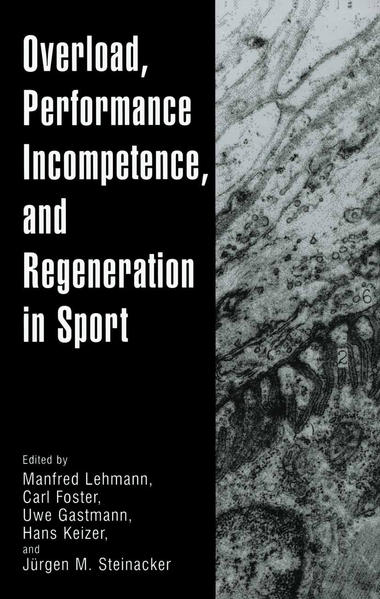 Overload, Performance Incompetence, and Regeneration in Sport - Coverbild