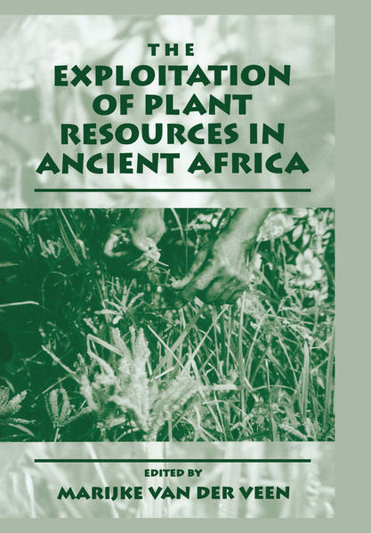 The Exploitation of Plant Resources in Ancient Africa - Coverbild