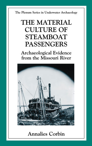 The Material Culture of Steamboat Passengers - Coverbild