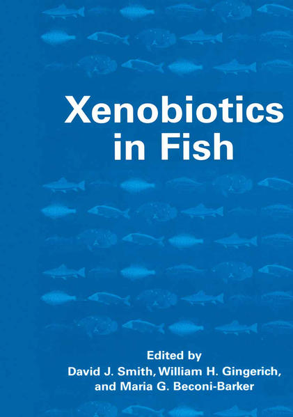 Xenobiotics in Fish - Coverbild