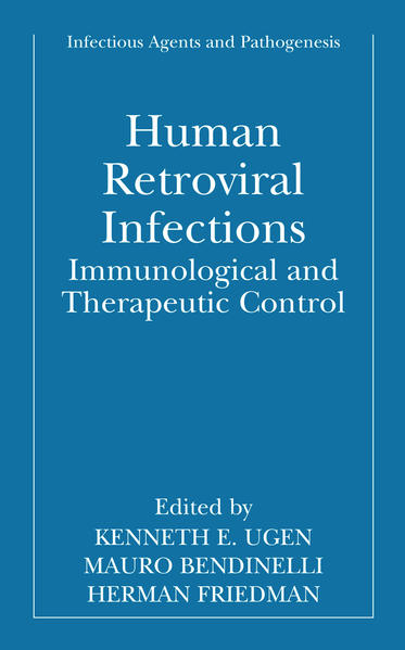 Human Retroviral Infections - Coverbild