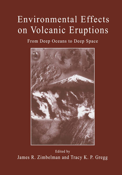 Environmental Effects on Volcanic Eruptions - Coverbild