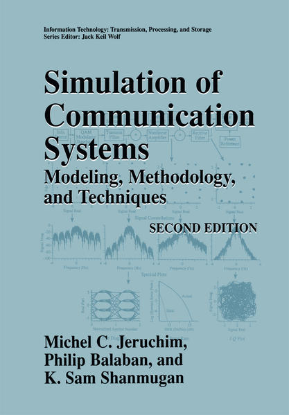 Simulation of Communication Systems - Coverbild