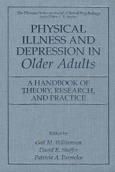 Physical Illness and Depression in Older Adults - Coverbild